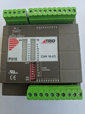 Trio Motion Technology P315 Can 16 I/o Module