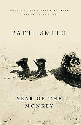 Year of the Monkey: The New York Times bestsel by Patti Smith New Hardcover Book