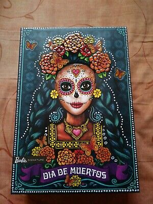 BARBIE Signature Dia De Muertos - Day of The Dead Mexican Tradition