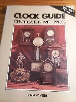 vintage clock guide, identification  with prices