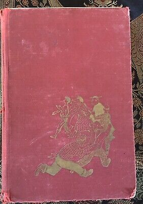 Vintage Red Fairy Book 1948 By Andrew Lang 364 Pgs