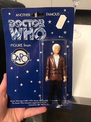 Dr Doctor Who 3Rd Dr Dapol 1988 Jon Pertwee New