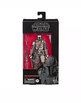Star Wars Black Series 6 inch The Mandalorian Action Figure in Box PREORDER