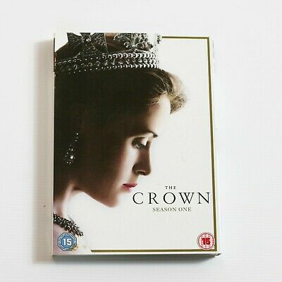 The Crown: Season One (DVD, 2016) 4 DVDs