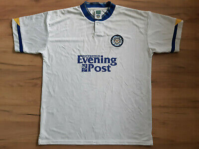 LEEDS UNITED! 1991-92! replica shirt trikot maglia jersey kit! 5,5/6! XL -adult#