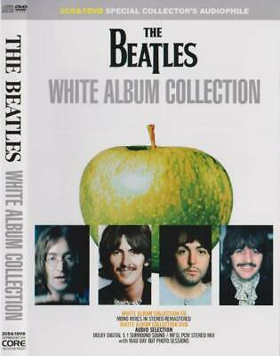 THE BEATLES /WHITE ALBUM COLLECTION  PRESS 2xCD+DVD  *F/S
