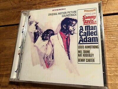 A MAN CALLED ADAM (Benny Carter) OOP 1966/2007 Score Soundtrack OST CD SEALED