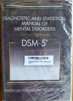 NEW DSM-5 Diagnostic and Statistical Manual of Mental Disorders Softcover