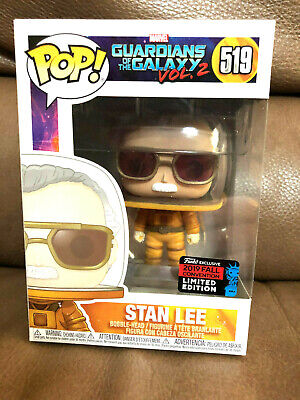 Funko Pop Astronaut Stan Lee 2019 NYCC Fall Shared Exclusive IN HAND