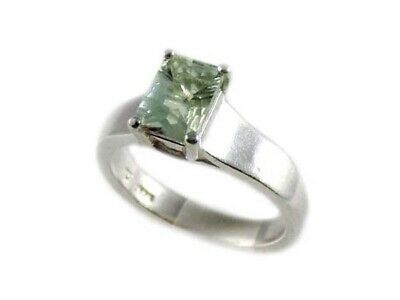 19thC Antique Poland Green Amethyst Ancient Celt Roman Greek Warrior Amulet Ring
