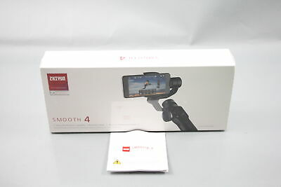 Zhiyun Smooth 4 3-Axis Handheld Gimbal Stabilizer for iPhone, Android Smartphone