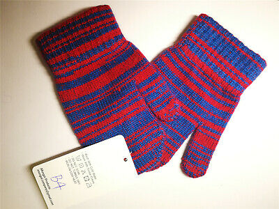 ages 3-6 Mongolia Pure Cashmere Children Boys Girls Unisex Wool Gloves Mittens