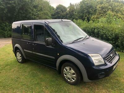 2010 Ford Transit Connect 1.8 TDCi T220 SWB Trend Crew 4dr