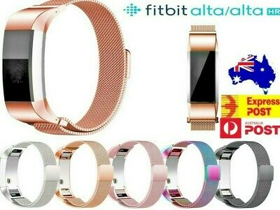 For Fitbit Alta HR Band Replacement Strap Wristband Buckle Bracelet Fitness AU