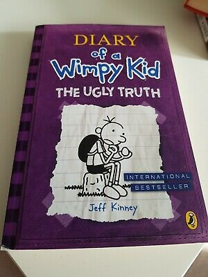 Diary Of A Whimpy Kid The Ugly Truth