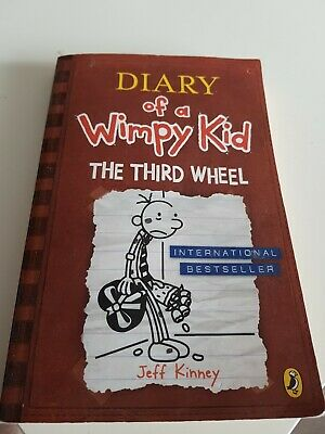 Diary Of A Whimpy Kid The Third Wheel