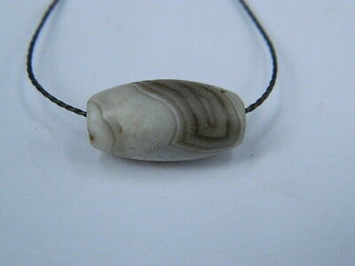 Ancient Agate Bead Roman 200 BC No Reserve #BE5001