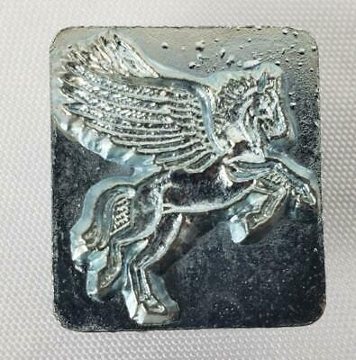 """Craftool Co. USA Pegasus Winged Horse 1"""" Leather Stamp Tool 8333"""