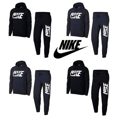Nike Mens Tracksuit Bottoms Air NSW Joggers Hoodies Sweatpants Hoody Fleece