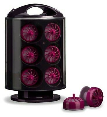 BaByliss Heated Curl Pods Hair Rollers Curlers Stylers VGC