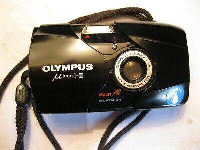 OLYMPUS µ(mju) 2 Stylus Epic 35mm F.2.8 appareil photo conpact