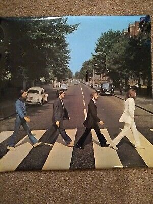 Abbey Road by The Beatles Vinyl 1st Press