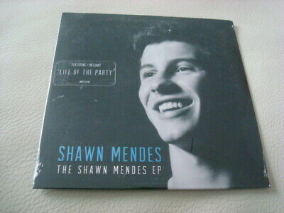 The SHAWN MENDES EP NEW Debut CD (2014 Canada) Life of the Party