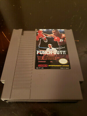 Mike Tyson's Punch-Out (NES 1987) Nintendo TESTED