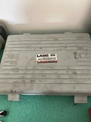 Lang Tools Diesel Compression Tester Set