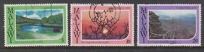 (K186-20) 1979 Malawi part set of 3stamps Christmas (T)