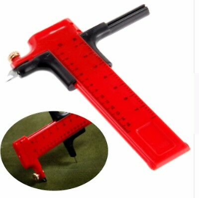 Circle Cutter Tool 10mm-150mm Adjustable Paper Film Vinyl Rubber Leather Cut