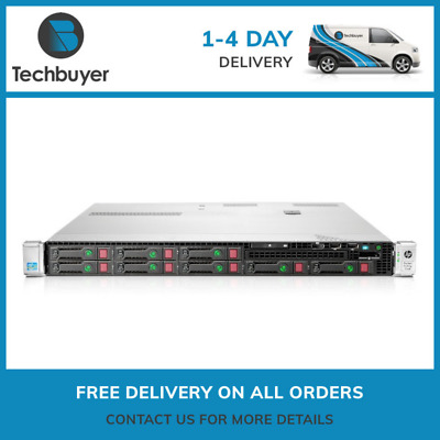 654081-B21 - Hp Dl360P G8 Cto Chassis 8*Sff P420I  - Upgraded To V2