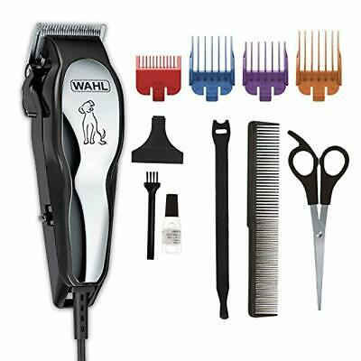 Professional Pet Clippers Heavy Duty Trimmer Thick Hair Dog Wahl Grooming Kit