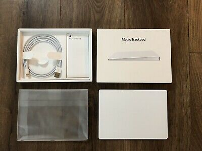 Apple MJ2R2LL/A Magic Trackpad 2 - White