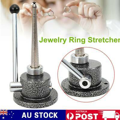 Manual Ring Stretcher Enlarger Expand Size Expander Jewelry Making Craft Tools