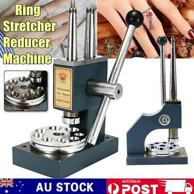 Ring Stretcher Enlarger Reducer Machine Jeweler Mandrel Tool