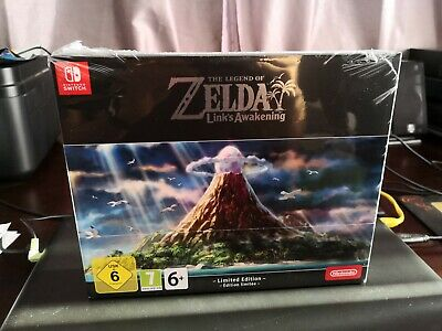 The Legend Of Zelda: Link's Awakening Limited Edition - Nintendo Switch