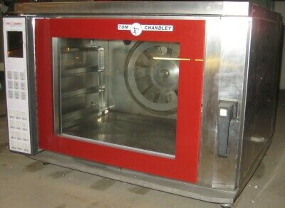 Wiesheu Tom Chandley 4 Tray Convection Oven