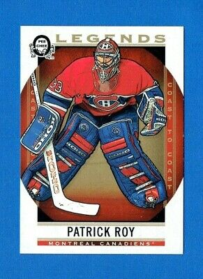 2018-19 OPC COAST TO COAST CANADIAN TIRE LEGENDS PATRICK ROY Montreal Canadiens