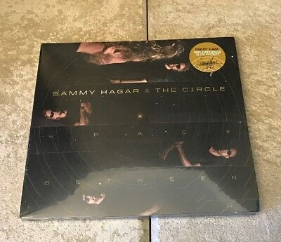 """Sammy Hagar and The Circle """"Space Between"""" cd album 2019 sealed brand new (M)"""