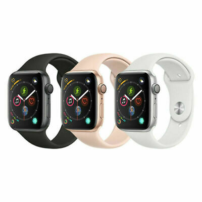 Apple Watch Series 4 - 40mm & 44mm - GPS - Space Gray or Silver