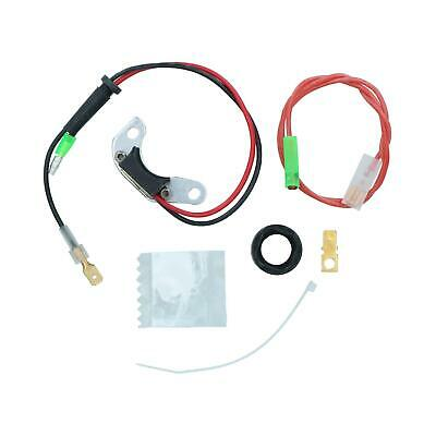 Electronic Ignition Points Conversion for Lucas 45D4 Distributor