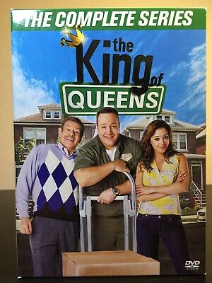 The King of Queens: The Complete Series Seasons 1 - 9 | Damage | DVD