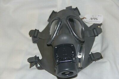 Vintage Finnish gas mask with shoulder bag new. . Genuine finish military