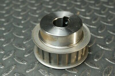 Browning 19HB100, 24mm Bore, Gearbelt Pulley, Timing Belt Pulley