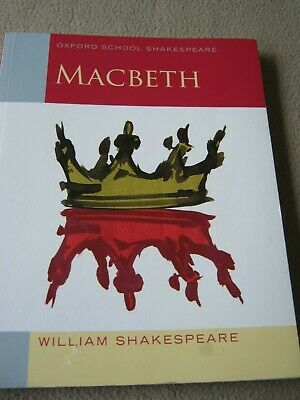 Oxford School Shakespeare Macbeth William Shakespeare 9780198324003 PENCIL NOTES