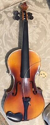 Antonius Stradivarius Faciebat Cremonensis 1713 Full Size Violin Antique