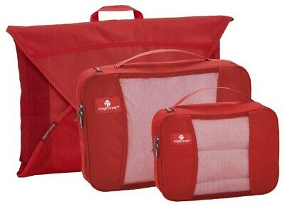 Eagle Creek Pack-It Original Starter Set, Red Fire, One Size