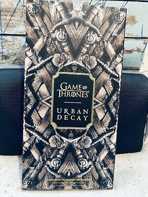 Urban Decay GAME OF THRONES Eyeshadow Palette 20 SHADES! Women Lady Girl Makeup