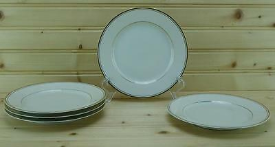 Mikasa TROUSDALE (5) Bread & Butter Plates L2801 |Ivory China - Japan